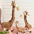 Hot Sale Fast Free Shipping 35CM Long Neck Giraffe Stuffed Plush Toy Madagascar 3 Factory Price Stuffed Toys Free ShippinG