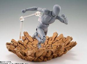 Image 5 - Специальный эффект удар взрыв скалы Взрыв для Kamen Rider 1/12 1/10 фигурка игрушка модель аксессуары