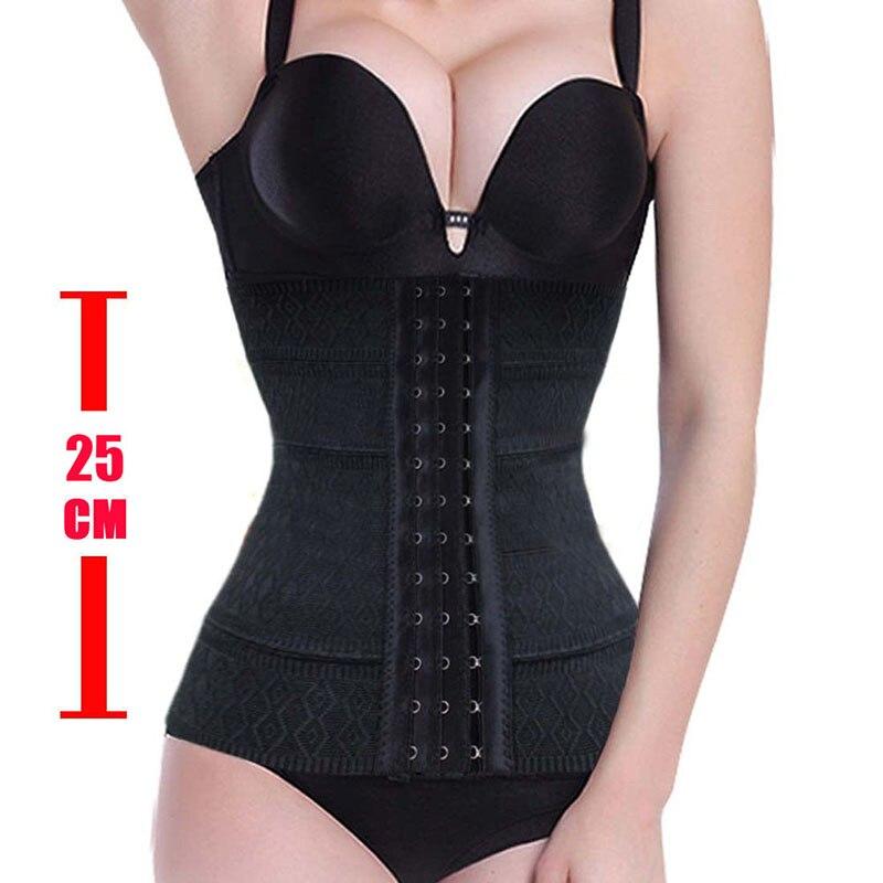 Cockcon Frauen Taille Trainer Abnehmen Shapewear Haut/schwarz Korsetts Cincher Körper Former Bustier Taillenkorsetts