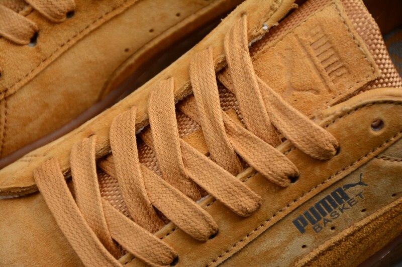 2018 PUMA Для мужчин корзина Classic Citi кроссовки унисекс/Для мужчин/Для женщин бадминтон обувь Размер 36–44