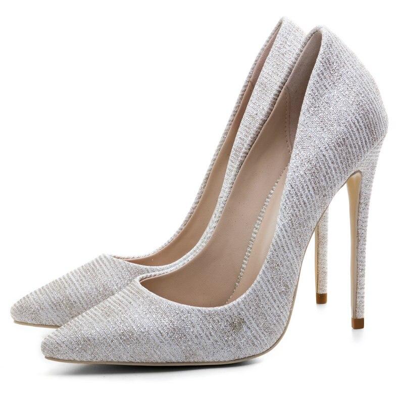 1b7430b3 Sales Las on oro Salvaje Azul Colores plata Fiesta Zapatos Slip Mujeres Tacón  Alto Mujer Tacones ...