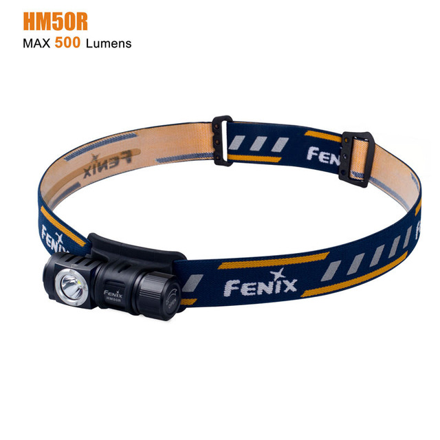 цена на 2017 New Fenix HM50R Cree XM-L2 U2 white LED 950 lumens headlamp Free shipping