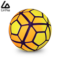 Hot 2016 Size 5 Size 4 High Quality PU Football Ball Champions League Anti-slip Granules Soccer Ball High Quality For Match