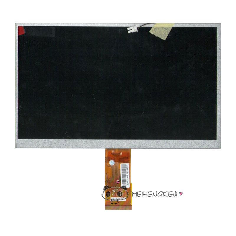 New 10.1 Inch Replacement LCD Display Screen For DNS AirTab E103 40pin tablet PC Free shipping
