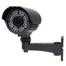MOOL Zoom Varifocal Surveillance Camera Waterproof Outdoor CCTV Camera 1/3″ Sony CMOS 1200TVL 72IR IR IR CUT 2.8 ~ 12mm