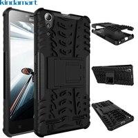 For Lenovo A6010 Plus Case Full TPU Cover Anti Knock Armor Defender Case For Lenovo A6010