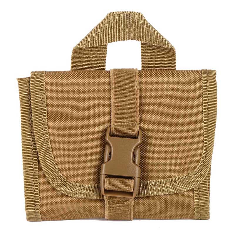 MOLLE Nylon Bullet Pack Holder Military Shooting Bullets Box Ammunition Bag Multifunctional Tactical