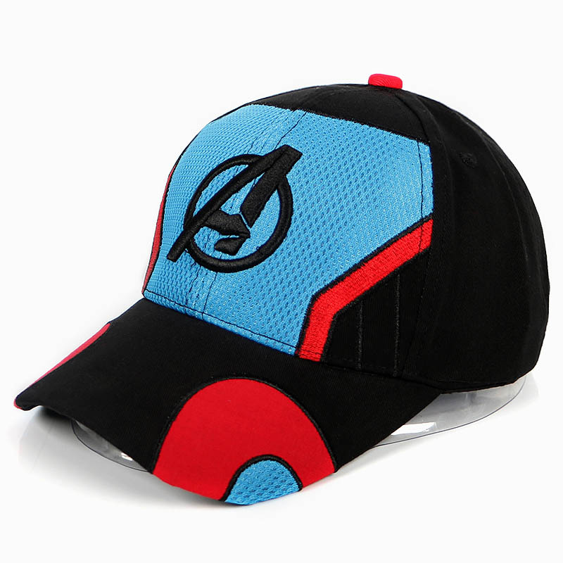 Modest Avengers End Game Thanos Cosplay Hat Model Hip-hop Style Sunsoul Gif Fashion Baseball Cap Halloween Cosplay Props Drop Ship Costumes & Accessories Costume Props