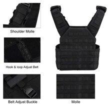 OneTigris Outdoor CS Vest Military Equipment 500D Nylon Cloth JPC Tactical Molle Hunting Vest