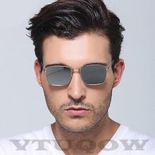 New Vintage Polarized Sunglasses Men's Brand Designer 2019 Shield