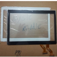 Myslc Touch Screen Replacement For 10 1 YUNTAB K107 3G Tablet Touch Panel Screen Digitizer Glass