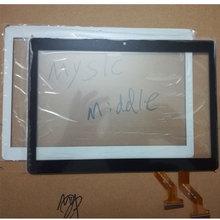 "Myslc сенсорный экран Замена для 10.1 ""yuntab K107 3 г Планшеты touch Панель Экран планшета Стекло Сенсор"