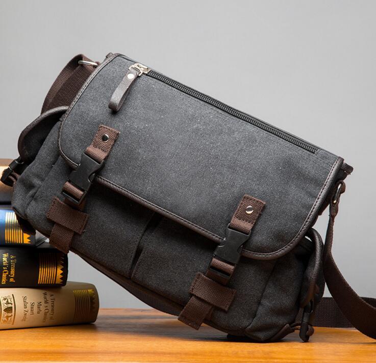 yesetn bag 010517 man canvas shoulder bag male casual messenger bag 1