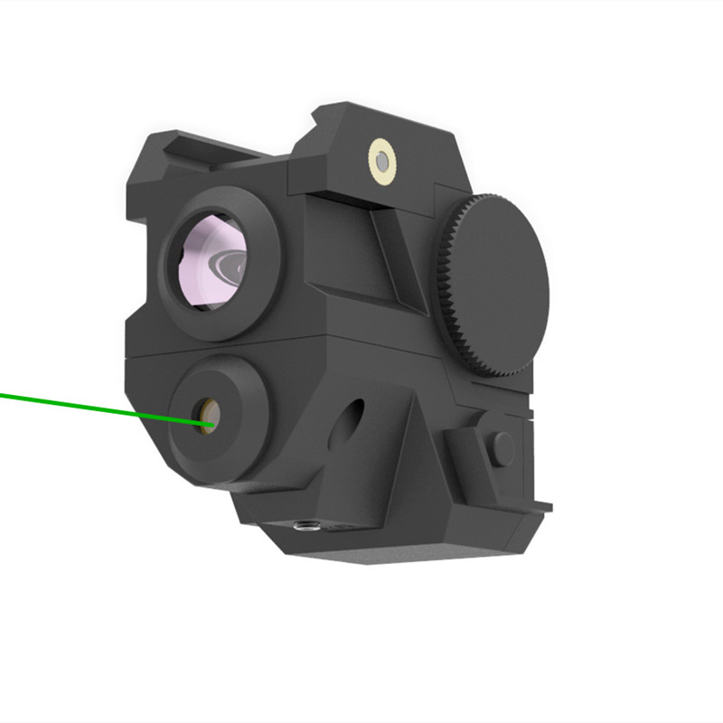 Tactical LED Flashlight for Rifle Scopes Hunting Red Green Dot Laser Pistol Sights Hand Airsoft Gun Weapons 20mm Rails Mount element ex276 peq15 battery case military high precision red dot laser integrated with led flashlight red laser and ir lens