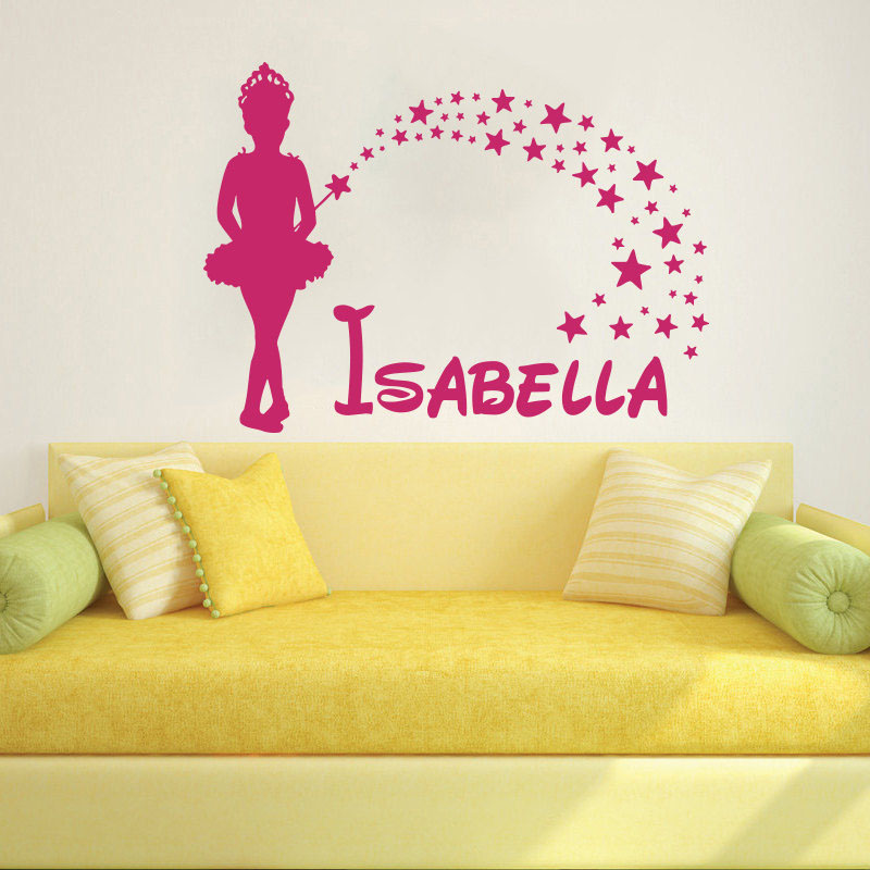 Compare Prices On Princess Wall Decal Online Shopping Buy Low