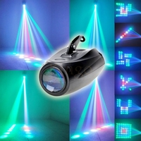 Hot Sale Party Lazer Light 10W Auto/Sound Active RGBW Disco Club Light Stage DJ laser Lighting Effect Show Hundreds of Patterns