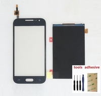 For Samsung Galaxy Core Prime SM G361F G361F Touch Screen Digitizer Sensor LCD Display Screen Adhesive
