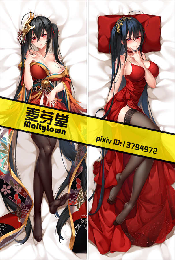 Cirno's Store Original bilan hangxian anime personnages sexy fille taihou azur lane taie d'oreiller corps taie d'oreiller Dakimakura-in Taie d'oreiller from Maison & Animalerie    2