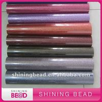 Glitter Heat Transfer Vinyl,Korean Quality,Free Shipping,High Quanlity Heat Transfer Film