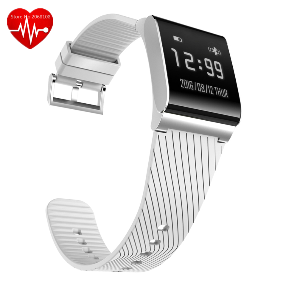 large touch screen smart bracelet X9 plus upgraded heart rate monitor blood pressure & oxygen monitor smart band pk zeband