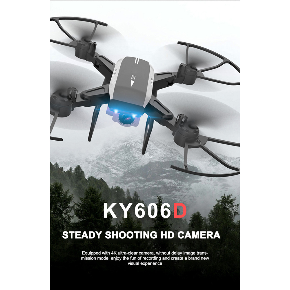 1080P 4k Camera Dron Camera Quadcopter Optical Flow Positioning FPV Quadcopter RC Helicopter Height Retention Mobile
