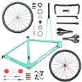 Карбоновая рама для велосипеда  новый дизайн T1000  супер легкая карбоновая рама R6. Колеса высокого качества. Полный велосипед и карбоновая ко...