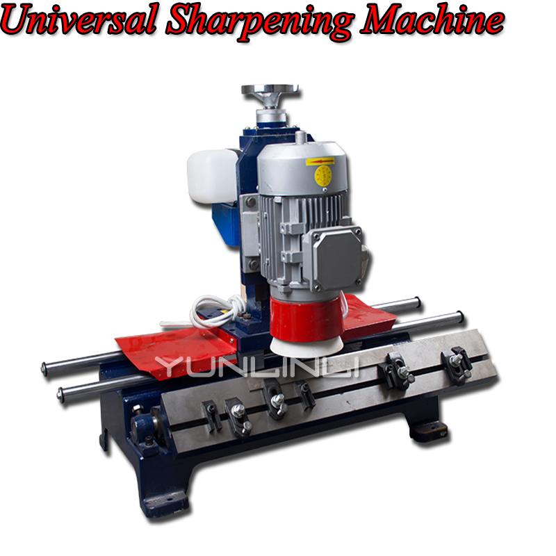 Woodworking Universal Sharpening Machine High Precision Linear Electric Knife Sharpener Small Horizontal Grinding Planer MF600
