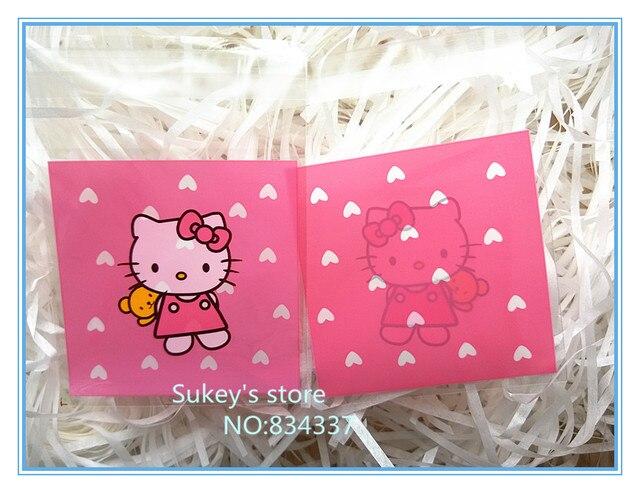Birthday Items Hello Kitty Plastic Packaging Bags 76568308e0600