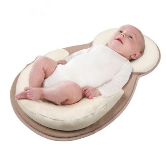 Baby Stereotypes Infant Newborn Anti rollover Mattress Pillow 3