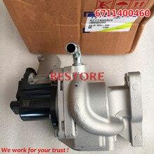 Original e novo Recirculação Dos Gases de Escape 6711400460, VÁLVULA EGR A6711400460