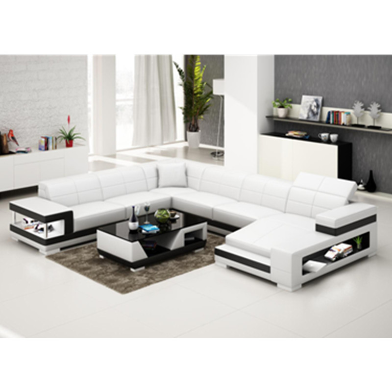 Modern Attractive Customized High Quality Living Room Snow