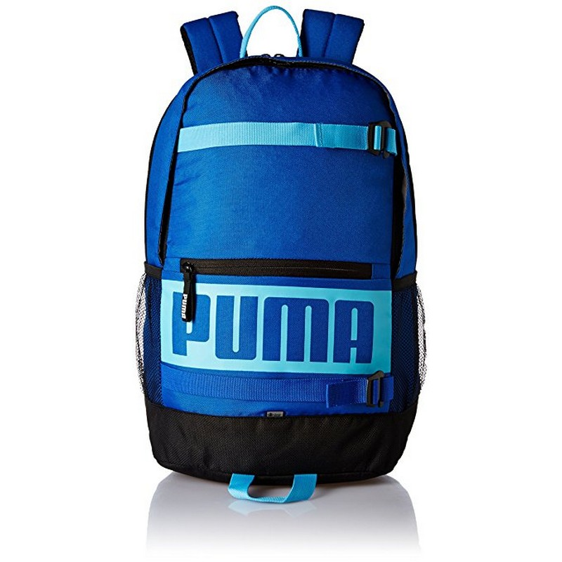 City Jogging Bags Backpack Puma 7470608 sport school bag casual for male man TmallFS simline vintage casual crazy horse genuine leather real cowhide men men s travel backpack backpacks shoulder bag bags for man