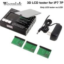 2in1 LCD Tester para iPhone 7 Plus 7 Touch Pantalla Digitalizador pantalla LCD tester funciones 3D