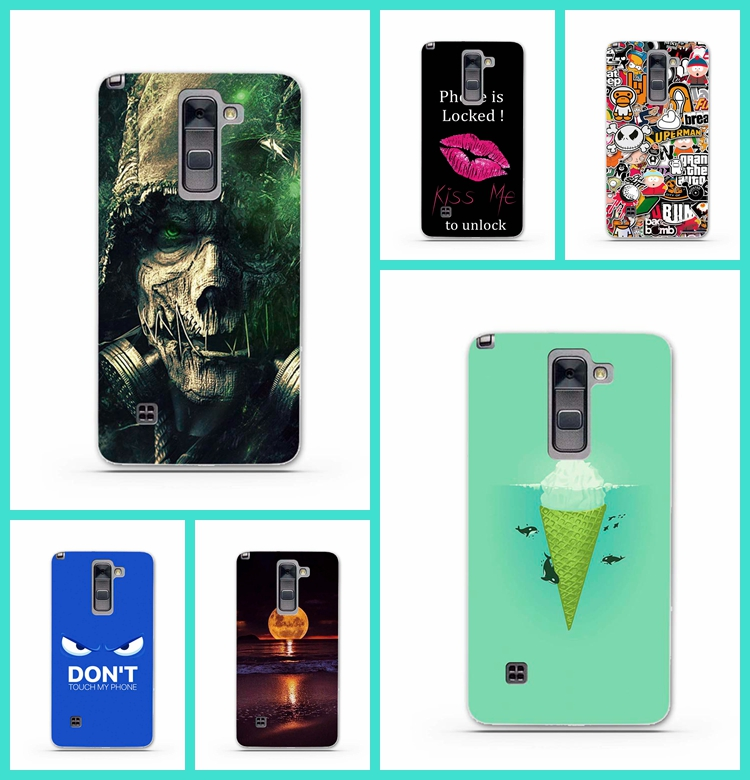For LG Stylus 2 Case F720 LS775 Phone Cases Silicone Slim Soft TPU 3D Relief Skin Back Cover Case for LG Stylo 2 K520 Phone Bags
