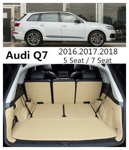 For Audi Q7 2016.2017.2018 5 Seat / 7 Seat Full Rear Trunk