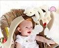 Macio Berço Carrinho De Criança Carro brinquedo ovelhas de pelúcia Chocalho Do Bebê móvel Cama carrinho de brinquedo pendurado juguetes bebes brinquedos jouet enfant cadeau