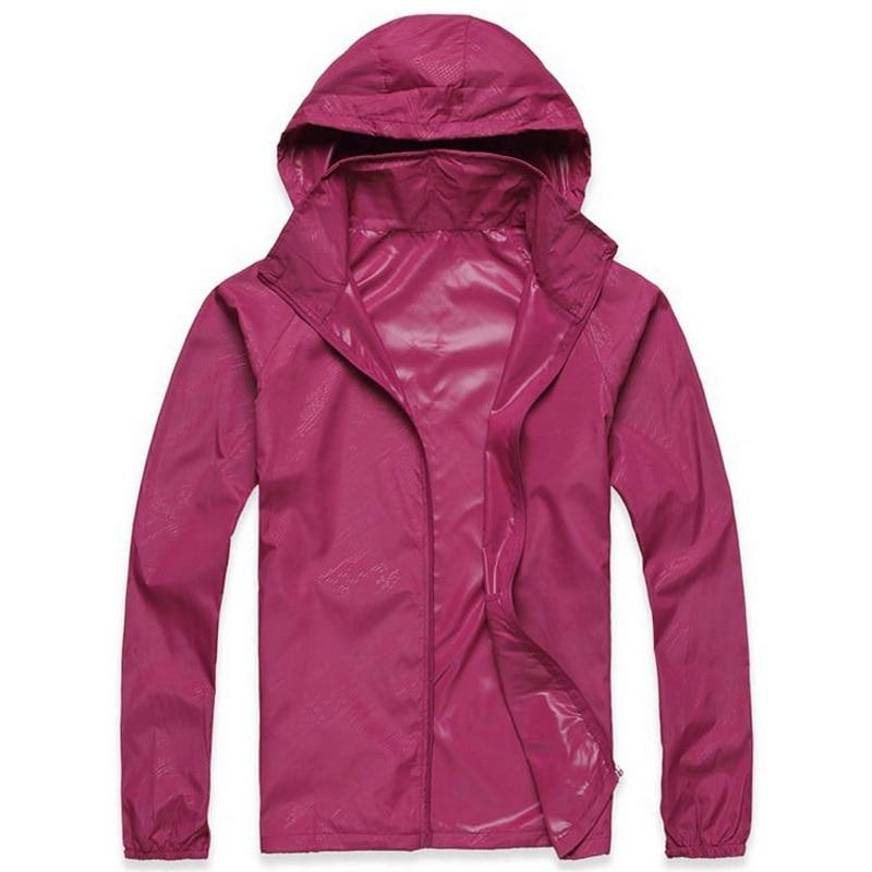 Los amantes de la protección solar de la piel de la chaqueta de - Ropa de mujer - foto 4