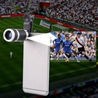 Universal 8-18x Zoom Optical Mobile Phone Telescope Telephoto Camera Len+Clip Promotion