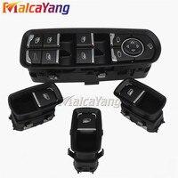 1 Set 4 Pieces Automotive Switch 7PP959858MDML 7PP959855BDML For Porsche Panamera Cayenne Macan Window Master