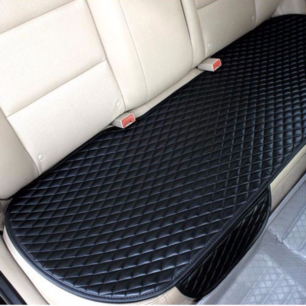 Car Seat Covers tied Free Universal Car Styling accessories Vehicle Seat Cover Cushion Pad Backless For Car Back Seat