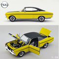1:18 Model Car Opel Commodore GSE Minicar Vehical Models Car Openable Doors New Revell Diecast Kids Toy Gift Collections