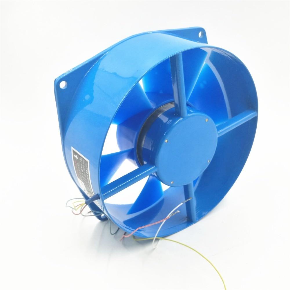 Tools : 200FZY2-D single flange AC220V 0 18A 65W fan axial fan blower Electric box cooling fan Adjustable wind direction