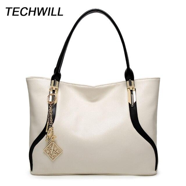 4d2541ba80 2017 Autumn Luxury Women Handbags Patchwork Ladies Purses PU Leather Big  Shoulder Tote Office Bags Women Messenger Bag
