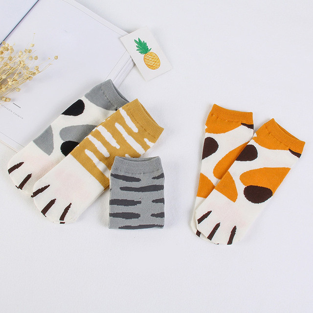 Kitty Cat Paws Socks 2