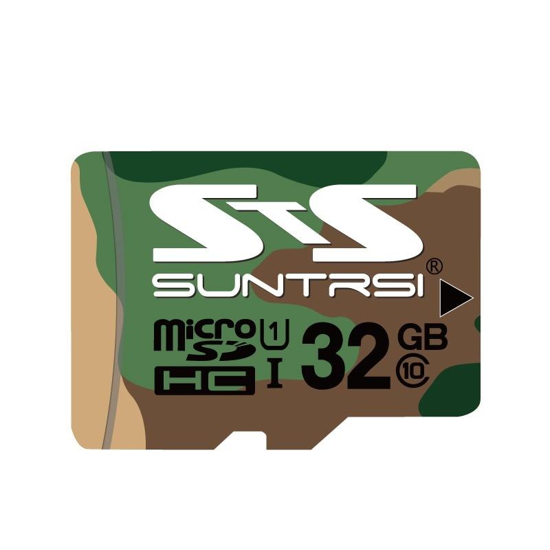 Suntrsi 128 gb micro sd Carte 64 gb 32 gb carte mémoire pour Téléphones/Caméra 16 gb TF Carte Réel capacité micro sd 8 gb Haute vitesse