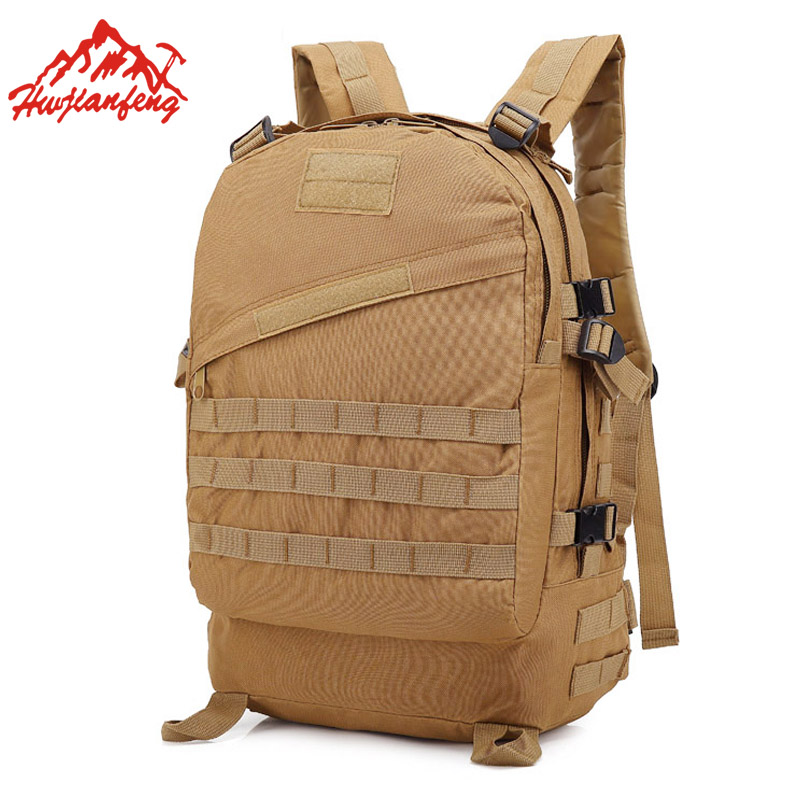 Large Capacity Multifunction Outdoor Camping Backpack Men Sports Climbing Bag Military Tactical Travel Bags