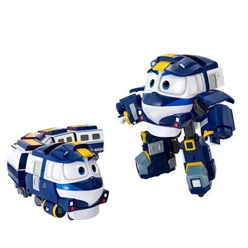 ՆՈՐ թեժ 4 հատ / հավաքածու 8 սմ ռոբոտի - Խաղային արձանիկներ - Լուսանկար 3