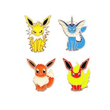 Pins Broche mignons Personnages Pokémon