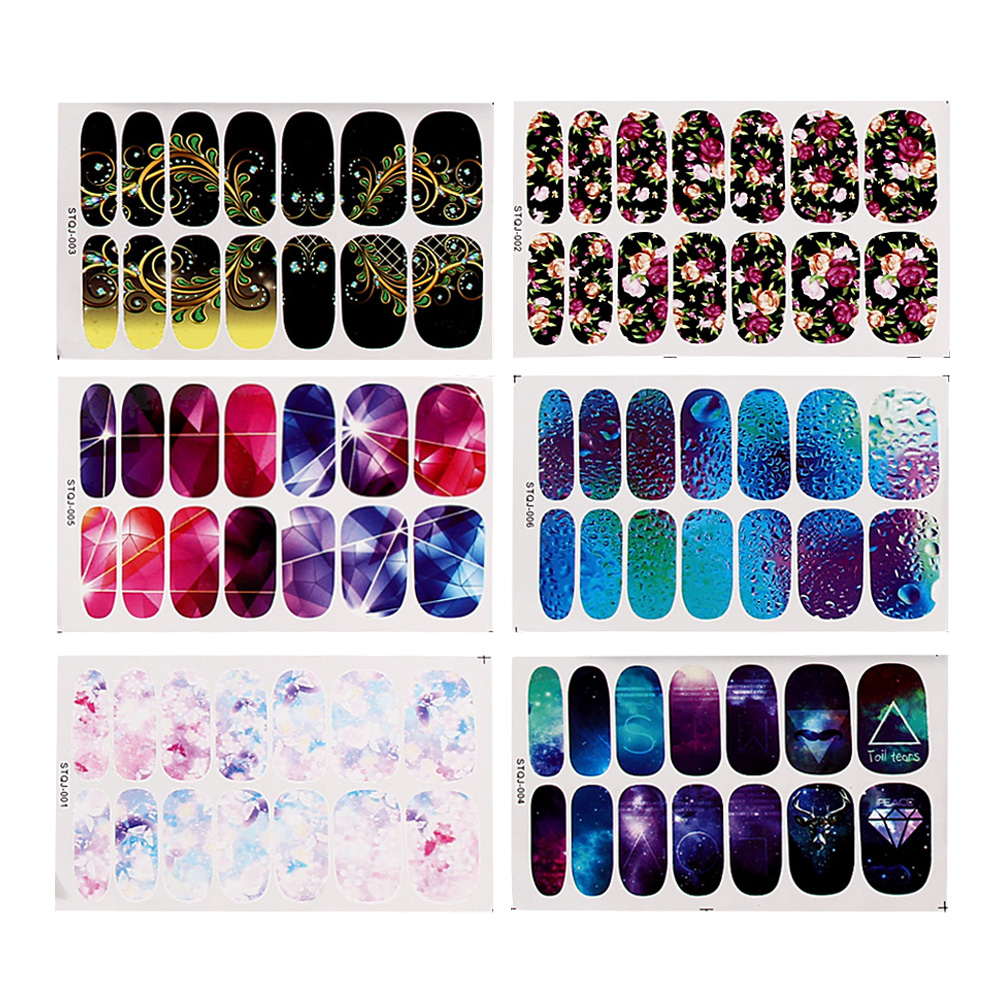 Online Get Cheap Nails Art Sticker Mystery -Aliexpress.com | Alibaba ...
