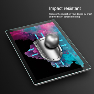 Image 3 - Original Nillkin for Microsoft Surface Pro 6 Tempered Glass Amazing H+ Anti Explosion for Surface Pro 5 Screen Protector